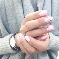 Nail design, pink nails,graphic design 2017
