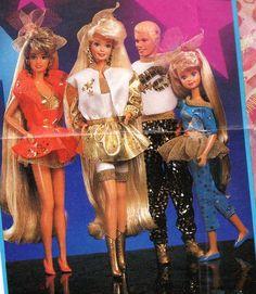 Hollywood Hair Barbie