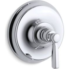Kohler K-TS10584-4-CP Bancroft Polished Chrome  One Handle Valve Only Faucets  | eFaucets.com
