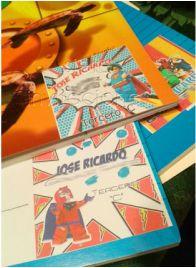 Stickers escolares Guatemala calcomanias para utiles Stickers personalizadas para identificar los utiles escolares PAQUETES surtidos desde Q150 si necesitas un poco de TODO! Tambien Sellos personales para identificar todas las hojas, calificar los deberes o firmar la agenda Envia un mail con los datos, el personaje y cantidad de las calcomanias escolares que necesitas asi te enviare tu diseño personalizado, envio a TODOS los departamentos de Guatemala