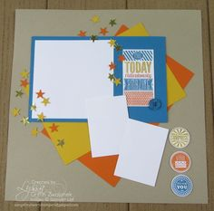 31 Pages in 31 Days: August 2015 Scrapbooking Summer School Registration is now open!