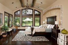 Gleannloch - mediterranean - Bedroom - Houston - Morning Star Builders LTD