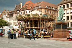 Place #Gutenberg, #Strasbourg, #France