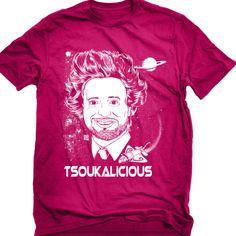 Giorgio Tsoukalos shirt!! www.legendarytimesbooks.com