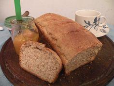 Pan lactal de salvado