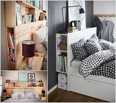 If you live in an apartment with small bedrooms then keeping them free from clutter must be an everyday challenge for you. But now you can say goodbye to c