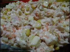 Salada Tropical - Veja mais em: http://www.cybercook.com.br/receita-de-salada-tropical.html?codigo=99552