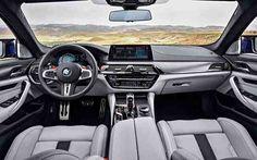 Novo BMW M5 (F90) 2019 – a sexta geração do Novo BMW M5: Preço, Consumo, Interior e Ficha Técnica