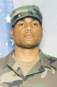 Corporal Andy D Anderson - United States Army