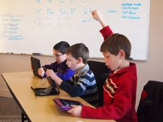 10 Great Ideas for Using iPads in the Classroom