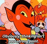 """It's like he's looking through my soul. 