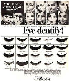 1960s-Andrea-cosmetics-False-eyelashes.