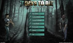 7 Days to Die Free Download! Free Download Action Survival Zombie Shooting and Killing Video Game! http://www.videogamesnest.com/2015/08/7-days-to-die-free-download.html #games #pcgames #gaming #pcgaming #videogames #7daystodie #zombie #survival