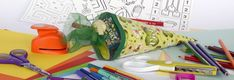 #back to school #banner #candy #chalk #color #colored pencils #colorful #colorful paper #colour pencils #coupon #crayons #cut #draw #education #exercises #felt tip pens #first class #first graders #header #paint #pap