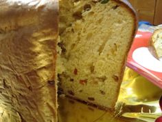 """La buona cucina di Katty: Il panettone """"fatto da me"""" con mdp"""