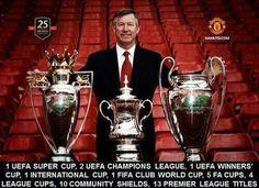 Sir Alex Ferguson MUFC