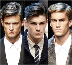 Vintage Inspired Mens Haircuts