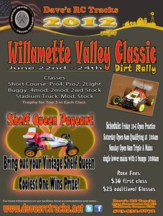 #RC #RCevent #shortcourse #buggy Willametter Valley Classic June 22nd-24th
