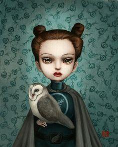 Mab es un pintor surrealista pop.Mab Graves | Masilbo