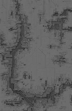 Tech Floor 7 , Neil Blevins on ArtStation at https://www.artstation.com/artwork/tech-floor-7
