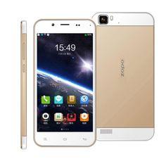 "смартфон ZOPO ZP1000 Mtk6592 Octa Core mobile phone 5"" IPS Ultra Thin 5mp+14mp Camera 1.7GHZ CPU Dual sim OTG"