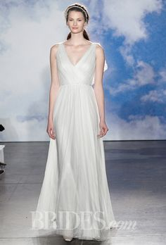 Jenny Packham Wedding Dresses Spring 2015 Bridal Runway Shows Brides.com | Wedding Dresses Style | Brides.com