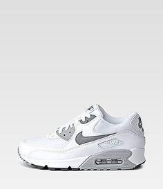 promo code c88a5 424a6 Nike Airmax 90 white grey Grey And White Nikes, Air Max 90, Nike Air