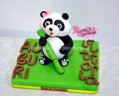 Sugar Kit per Torta Panda | | Fate di Zucchero - Cake Designers