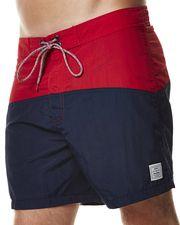 Shop Men's Boardshorts Swim Shorts with SurfStitch. Mens Swim Shorts, T Shorts, Sexy Shorts, Sport Outfits, Boy Outfits, Latex Fashion, Fashion Goth, Fashion Vintage, Boxer Pants