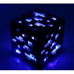 Minecraft Light-Up Diamond Ore (Blue):Amazon.co.uk:Electronics