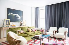 11+Tried-and-True+Decorating+Secrets+From+Our+Editors+via+@domainehome