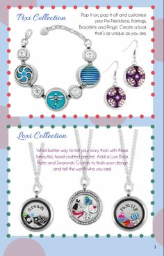 #SpringSummer2014 #AZULISKYE introducing the all new #Loxi and #Pixi #Collection. #fun #yourstory #jewelry | Get yours today at www.azuliskye.com/chinglo