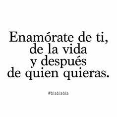 Enamorate..