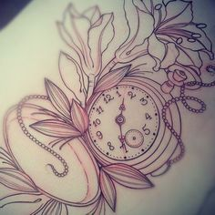 with a banner that says As Long As Im Living, My Baby Youll Be... And the flowers would be waterlilies