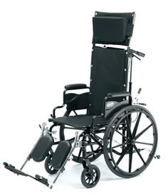 Invacare 9000XT Full Recliner with rear-mounted brakes. All recliner configurations available with pneumatic  sc 1 st  Pinterest & Sentra Bariatric Reclining Wheelchair features a new state-of-the ... islam-shia.org