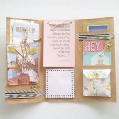 Snail Mail Pen Pals, Snail Mail Gifts, Pen Pal Letters, Pocket Letters, Diy Arts And Crafts, Paper Crafts, Envelope Book, Decorated Envelopes, Happy Mail