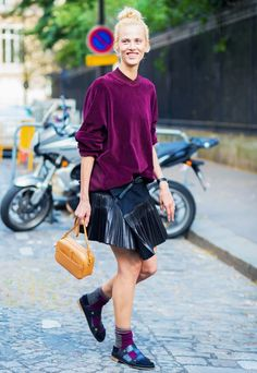 11+Unique+Style+Tricks+Only+Fashion+Girls+Will+Get+via+@WhoWhatWear