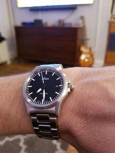 [Sinn 556i] Got a new watch today!