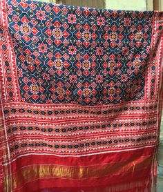 MADHVI HANDICRAFTS  DOUBLE IKAT PATAN PATOLA  FOR INQURIES CALL OR WHATSAPP  +91 9638091196