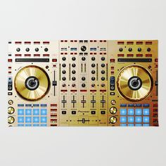 DDJ-SX-N In Limited Edition Gold Colorway - $28