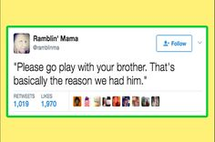 37 Absolutely Hilarious Parents On Twitter And Their Funniest Tweet Ever