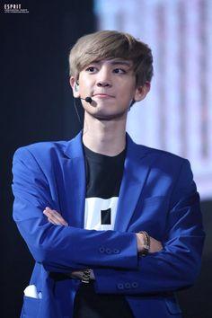 [PIC] 150414 Jeju Kpop Concert- Chanyeol (cr esprit)