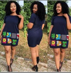 PLEASE YOUR FEED BACK ON THIS STYLES - African Fashion Styles Ankara Styles Xclusive Styles Get the Latest ankara styles aso ebi styles, wedding, Ankara dresses, ankara fashion pictures, african fashion styles & casual trends for ladies Short African Dresses, Ankara Short Gown Styles, African Print Dresses, Dress Styles, Short Dresses, African Fashion Ankara, Latest African Fashion Dresses, African Print Fashion, Jeans Gown