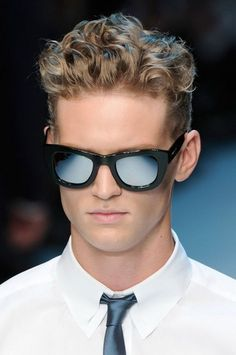 cool Sexiest Curly Hairstyles For Men | Deva Hairstyles