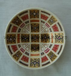 Pottery Plates, Decorative Plates, Tableware, Home Decor, Dinnerware, Decoration Home, Room Decor, Tablewares, Dishes