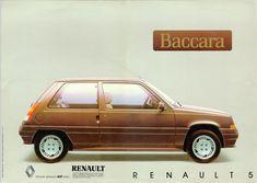 Renault Love! — Renault Love presents the Renault 5 Baccara!