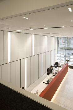 Offices – Immo Dewaele Brugge – Antoine Dugardyn & BURO Interior