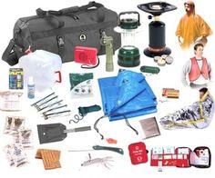 Emergency Preparedness Kit Emergency Camping Lost Hiking Survival Gear Kit  #Stansport #Emergency #Kit #Camping #Survival