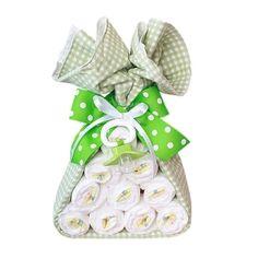 diaper shower gift-Cute!