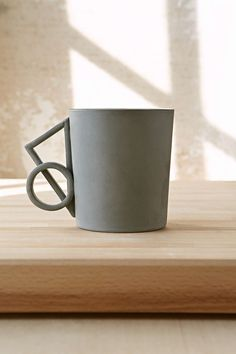 Aandersson Design Shapes 4 Mug for my non existent mug collection. :)